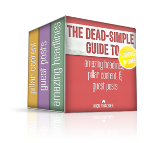 The Dead-Simple Guides 3-Pack