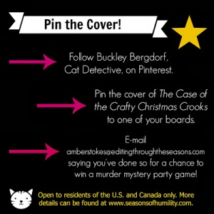 Buckley's Pin the Cover Contest 1