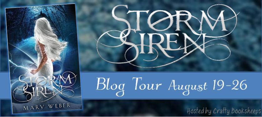 Storm Siren tour button