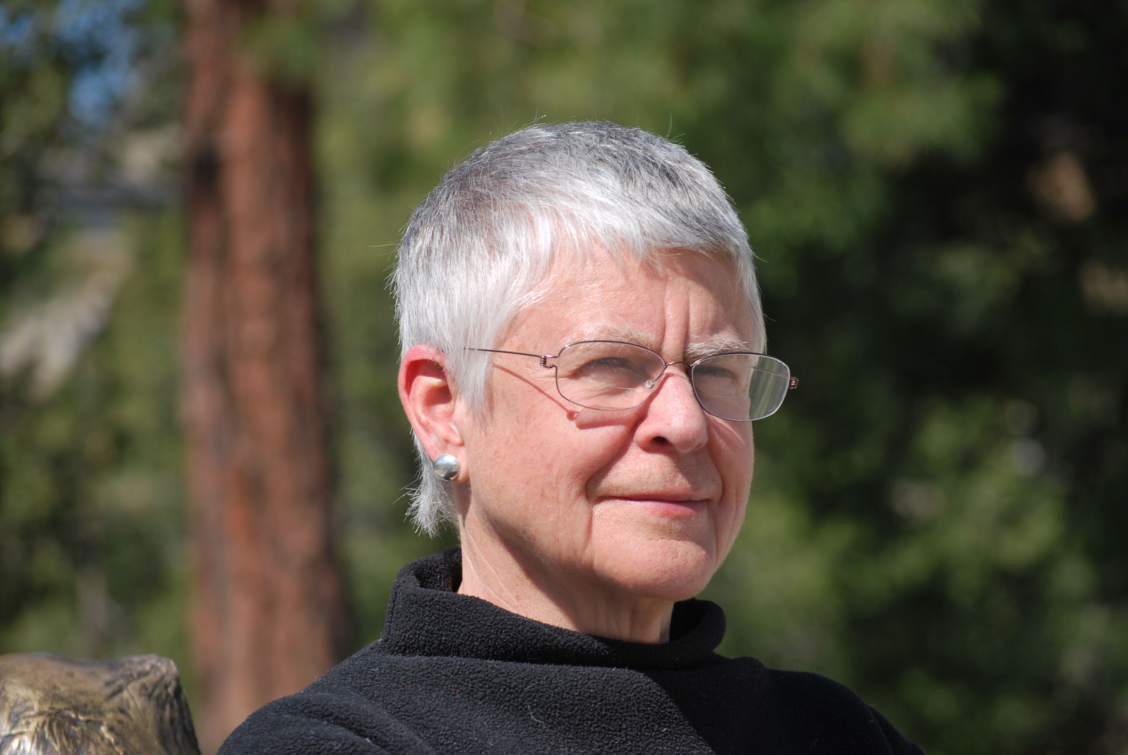 Catherine Bell author