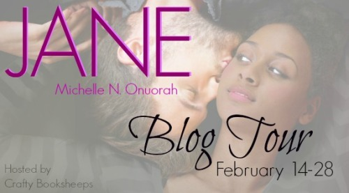Jane Blog Tour Banner