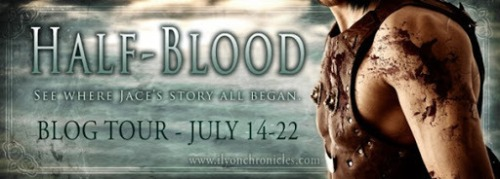 Half Blood Tour Banner