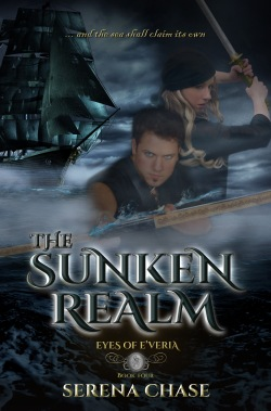 THE SUNKEN REALM KINDLE COVER SEPT 2015
