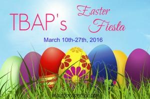 TBAP 2016 Easter Fiesta Banner