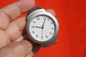 Clock-in-hand